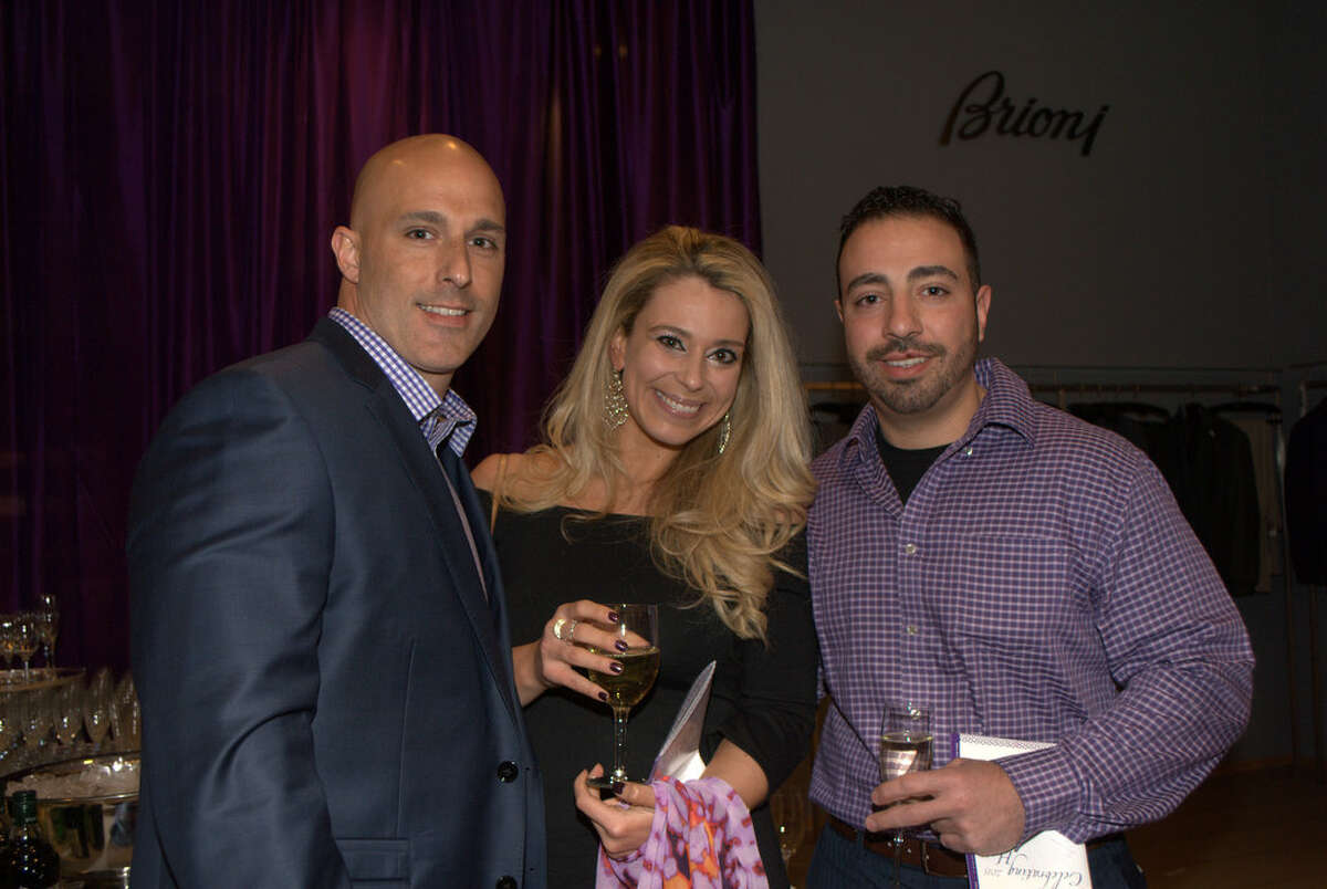 The third annual Celebrating Hope benefit to raise funds for the Alzheimer's Association Connecticut Chapter took place on May 1, 2015 in Greenwich. Were you SEEN?
