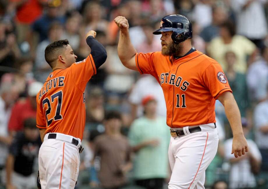 The oddsmakers didn't expect much of the Astros this year. They didn't count on the performance of players like Jose Altuve and Dallas Keuchel. (For a game-by-game rundown of the Astros' 2015 season, scroll through the slideshow.) Photo: Gary Coronado, Houston Chronicle