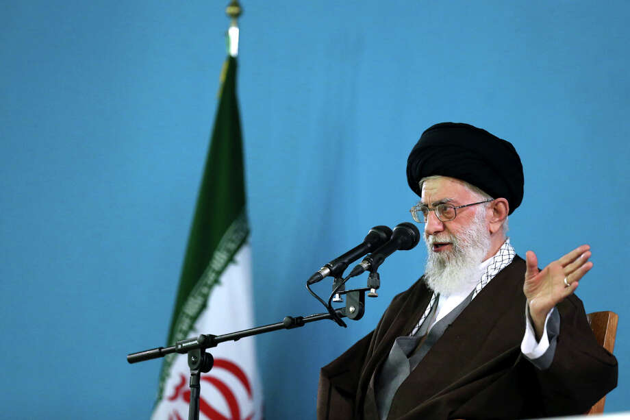 Supreme Leader Ayatollah Ali Khamenei seems to know more of the nuclear deal than President Barack Obama. Photo: Courtesy Photo /Associated Press / Office of the Iranian Supreme Le