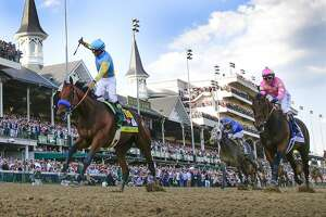 Baffert moves up career list with Pharoah's win - Photo