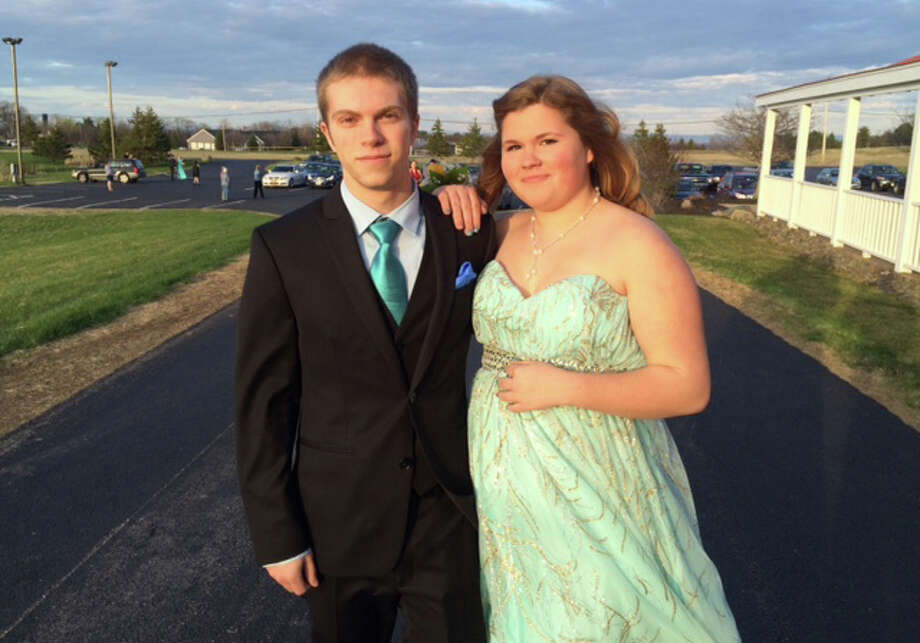 Were you Seen at the Berne-Knox-Westerlo Prom at Settle Hill Tree Farm in Duanesburg on Saturday, May 2, 2015? Photo: Derek Hempstead