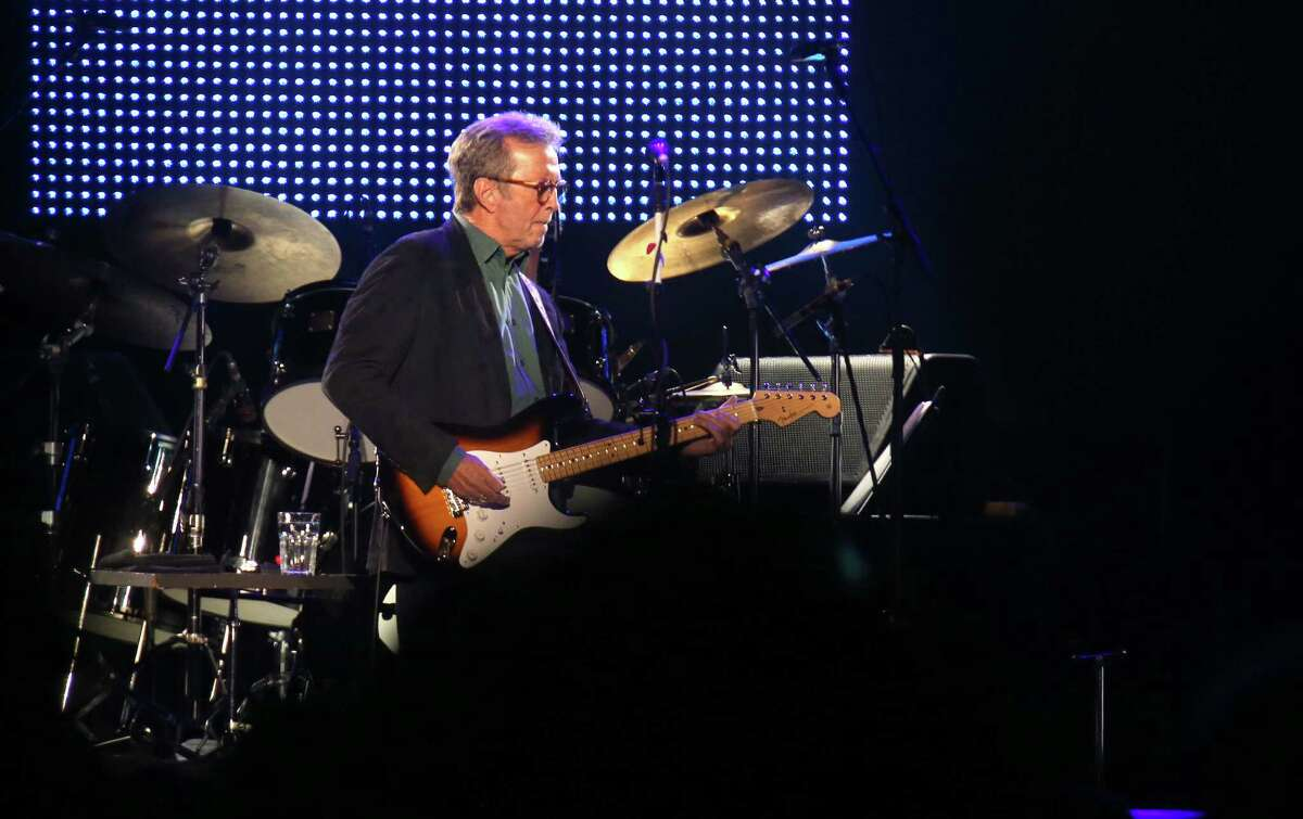 """Eric Clapton """"Cross Road Blues,"""" """"Walkin' Blues,"""" """"""""Come On in My Kitchen,"""" """"Little Queen of Spades,"""" """"Preachin' Blues,"""" """"Last Fair Deal Gone Down,"""" """"If I Had Possession Over Judgment Day,"""" """"Hell Hound on My Trail,"""" """"When You Got a Good Friend"""", """"Kind Hearted Woman Blues,"""" """"Milckcow's Calf Blues,"""" """"From Four Until Late,"""" """"""""Love in Vain,"""" """"They're Red Hot,"""" """"32-20 Blues"""" *Also performed several songs with band Cream"""