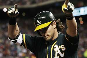Bullpen failure leaves A's with loss despite 6-run inning - Photo