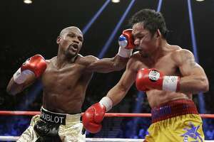Floyd Mayweather stripped of WBO welterweight title - Photo