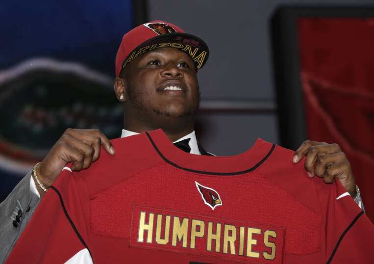 NFC WEST: CARDINALS  After solidifying a need posit