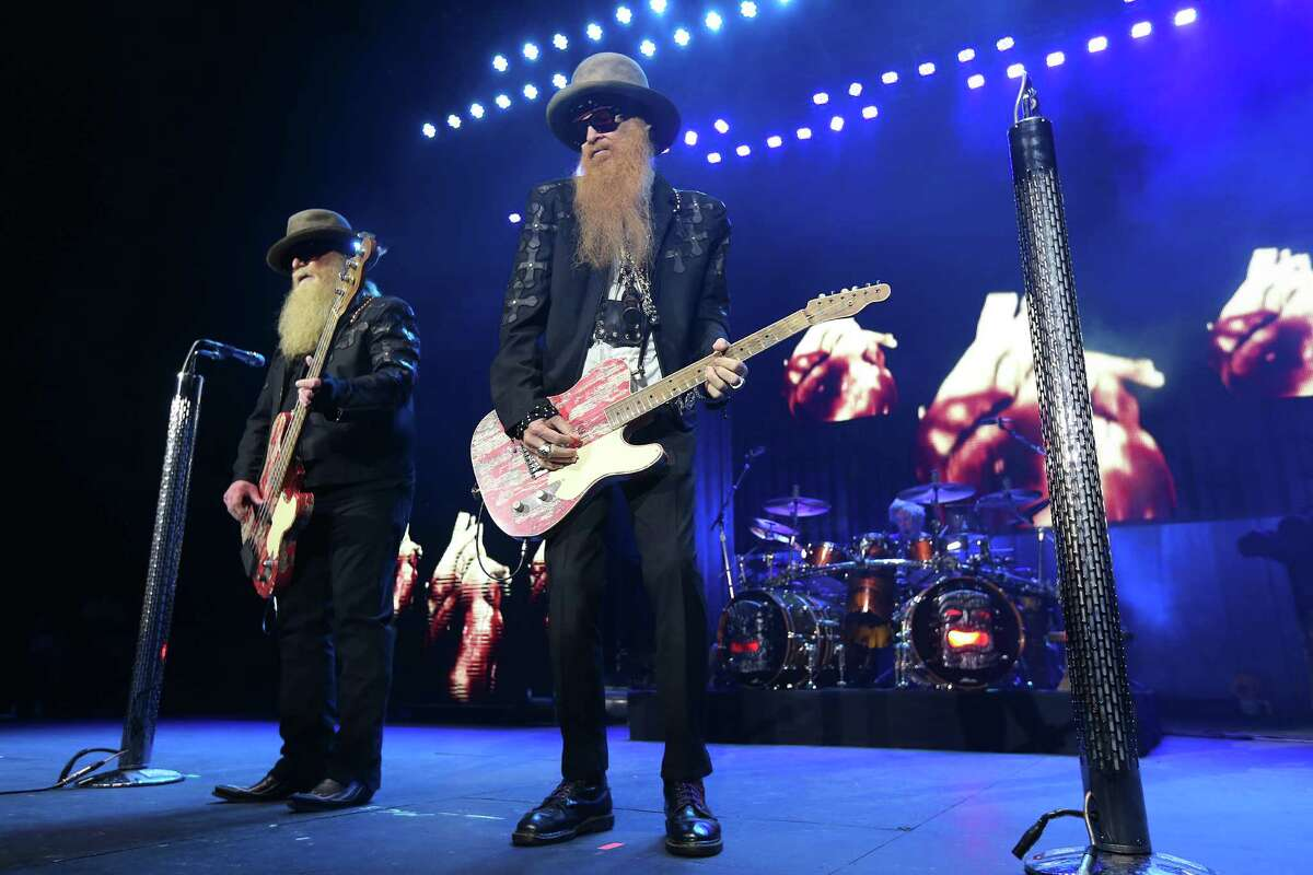 ZZ Top Because you're probably already thinking it.