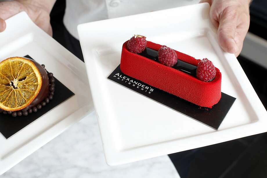 Roxanne Mousse Cake