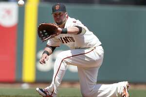 Giants Splash: The full story on Casey McGehee being cut from roster - Photo
