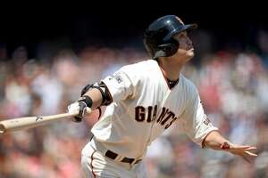 Lincecum pitches Giants to another sweep of L.A. - Photo