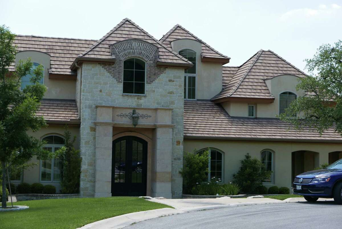 This $1.9 million home in The Dominion is owned by Ricardo Ruvalcaba, who is one of four people charged with money laundering and stand accused by U.S. federal prosecutors of scamming the Mexican government out of tariffs on $800 million worth of silver. May 2, 2015.