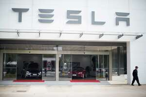 Tesla opens up gallery and service center in Houston this weekend - Photo