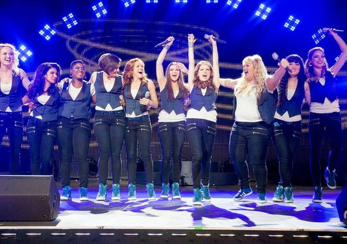 Pitch Perfect 2 Release date: May 15 Director: Elizabeth Banks Starring:Anna Kendrick, Rebel Wilson Sequel or remake/reboot: Sequel WATCH TRAILER