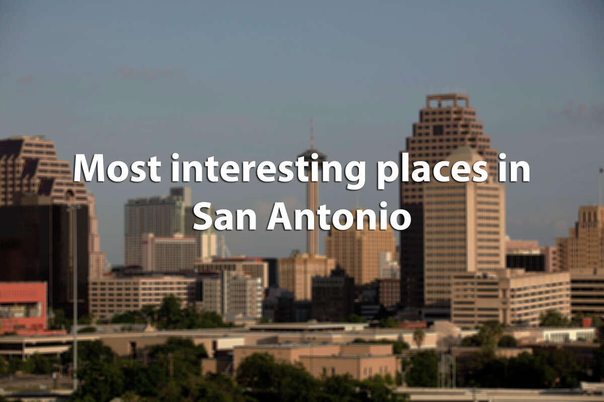 See where people snapped pictures and took that extra effort to post it online for others to appreciate in the Greater San Antonio area.