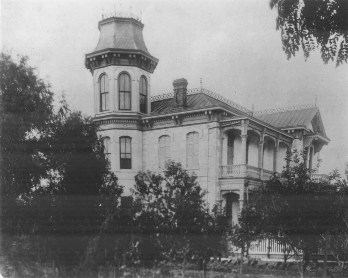 The George Dullnig Homestead on Nolan Street