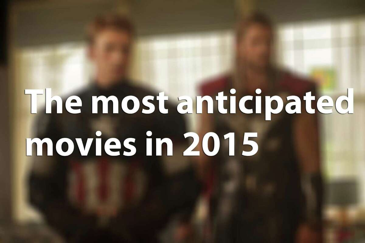 The 25 most anticipated movies for the rest of the year.