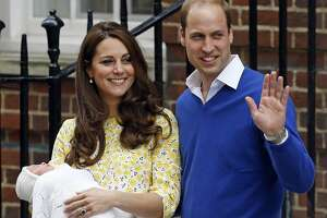 A name fit for a princess: Charlotte Elizabeth Diana - Photo