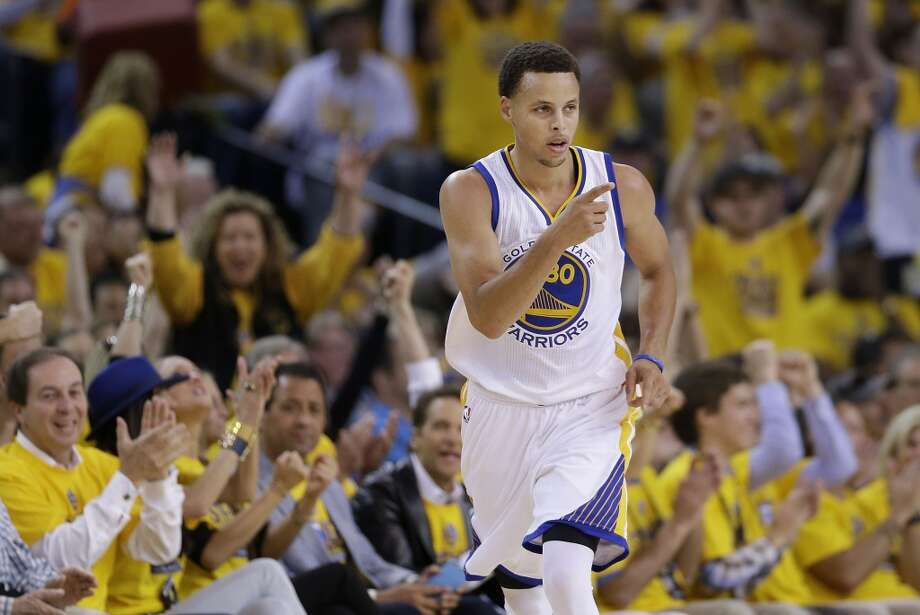 2014-15 — Stephen Curry, Golden State Photo: Marcio Jose Sanchez, Associated Press
