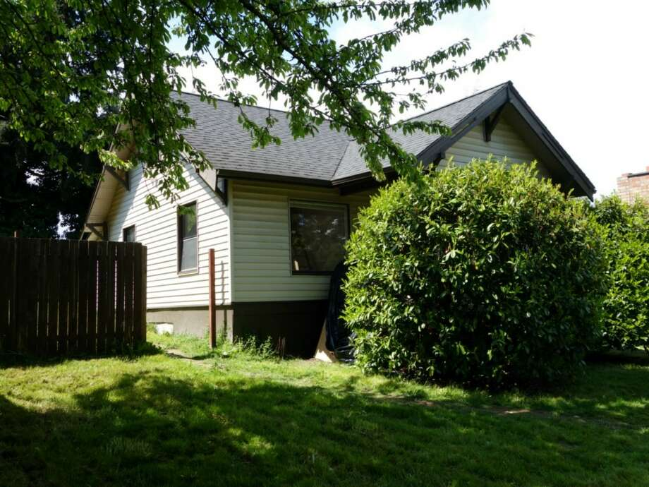 The first home, 7763 13th Ave. S.W., is listed for $199,975. The two-bedroom, one bathroom home makes a great project for a handyman or could be torn down for new construction on the 6,000 square foot lot.   You can see the full listing here. Photo: RE/MAX Metro Realty, Inc.