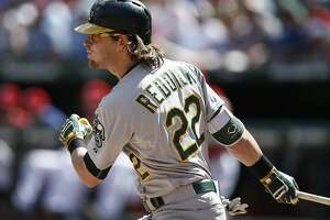 Oakland A's Josh Reddick named co-Player of Week - Photo