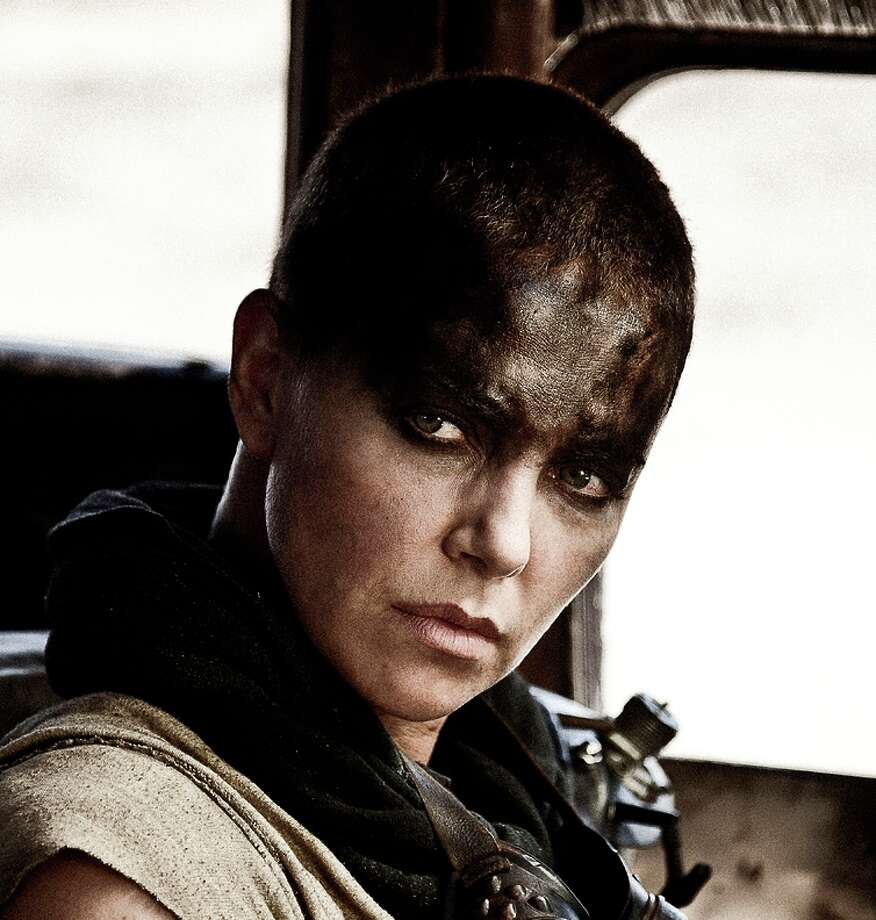 "Charlize Theron in ""Mad Max: Fury Road."" Photo: Village Roadshow / Warner Bros. / ONLINE_YES"
