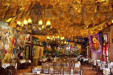 FOR TASTE - A dining area is pictured at Mi Tierra on Monday, Nov. 26, 2012.