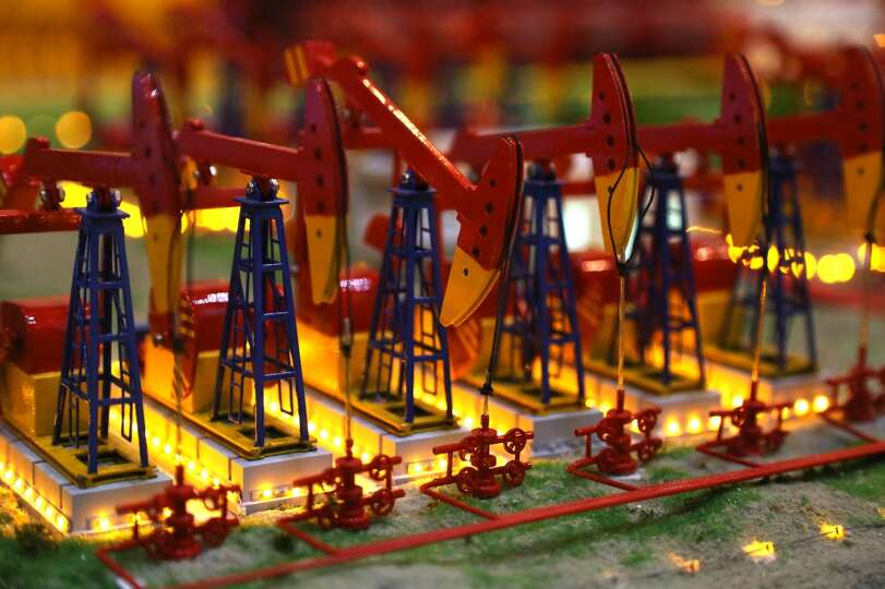 Sinopec Oilfield Equipment Corporation Model At The