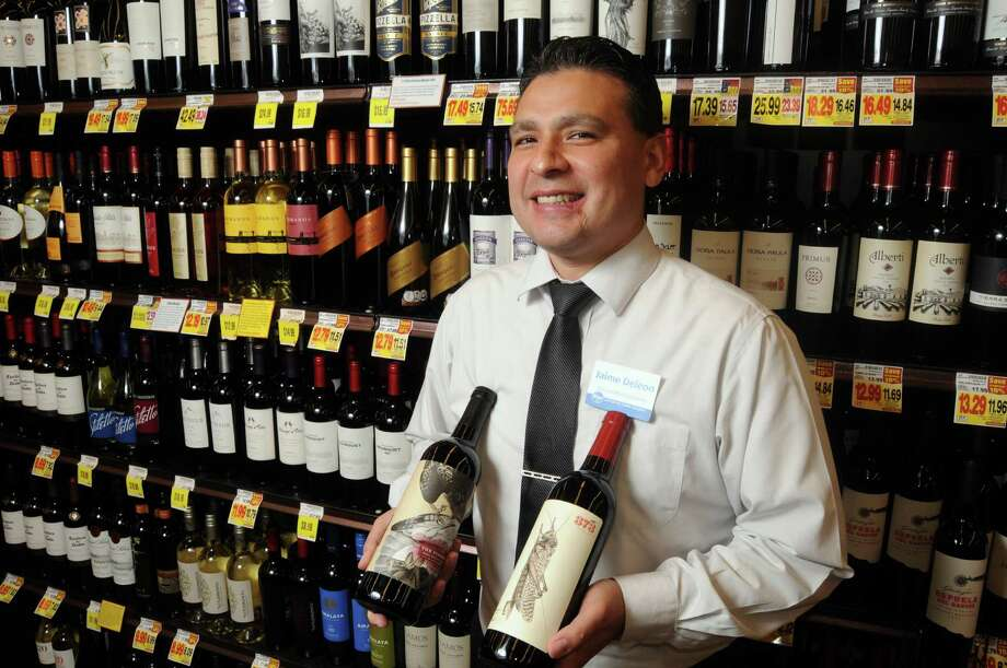 Jaime Deleon, the man in charge of the excellent wine program at the Kroger on North Shepherd, passed his Level III Master Sommelier's exam in Portland, Ore., recently. Photo: Dave Rossman, Freelance / © 2014 Dave Rossman