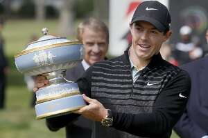 McIlroy's agent says he will return to Bay Area for October event in Napa - Photo