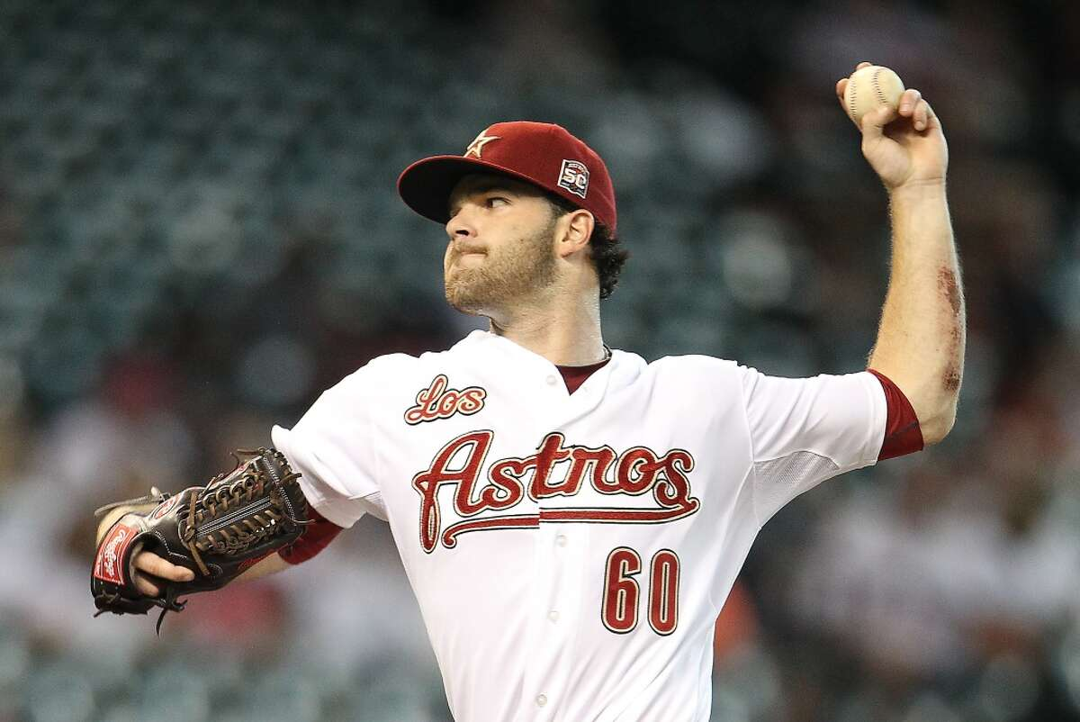 The only Dallas we like Do they remember the weirdness that was Dallas Keuchel sans beard?