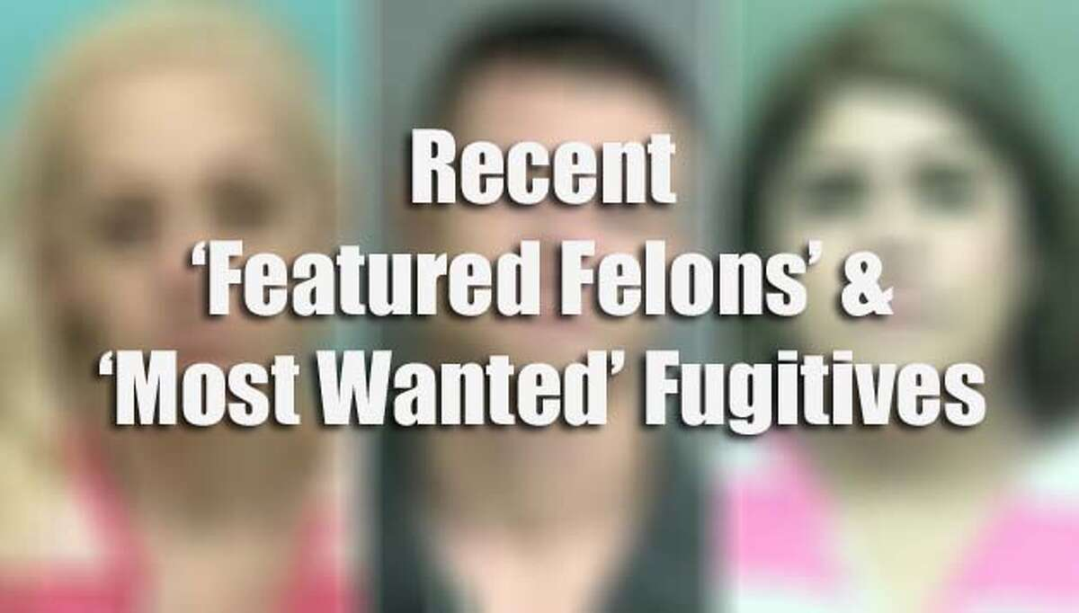 Houston-area's 'most wanted' fugitivesThe following suspects have been recently listed as either Crime Stoppers of Houston's