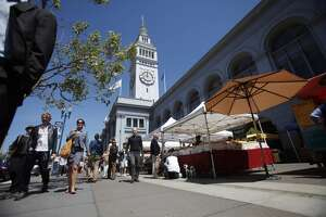 Blue Bottle Coffee says goodbye to Ferry Plaza Farmers' Market - Photo