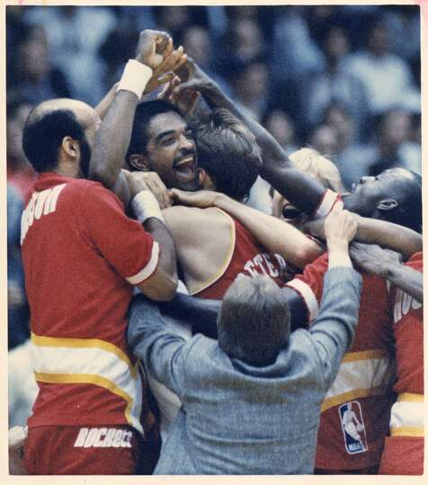 Houston Rockets Western Conference Finals: 1986 NBA Western Conference Final: Rockets 4, Lakers 1