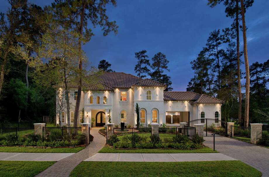 High End Builder Has More Plans North Of Houston Houston