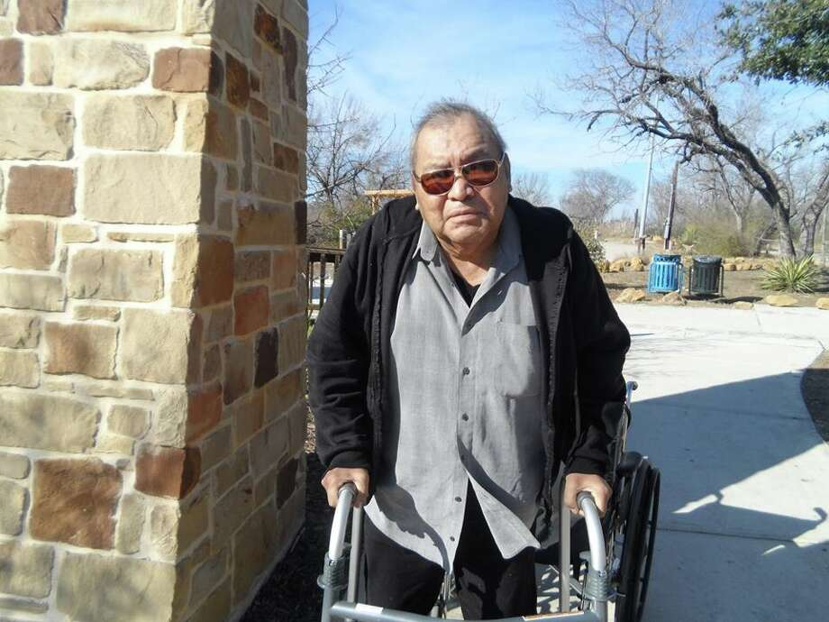 "Jesus ""Chuy"" De la Rosa Deleon was handy with tools and enjoyed repairing things, his family said. Photo: Family /family"