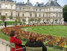 In big-city parks such as the Luxembourg Garden in Paris, your front-row seat is free.  MAC_Misc_187.JPG