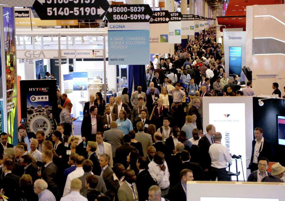 This year's Offshore Technology Conference focuses less on showmanship and more on sensible delivery.