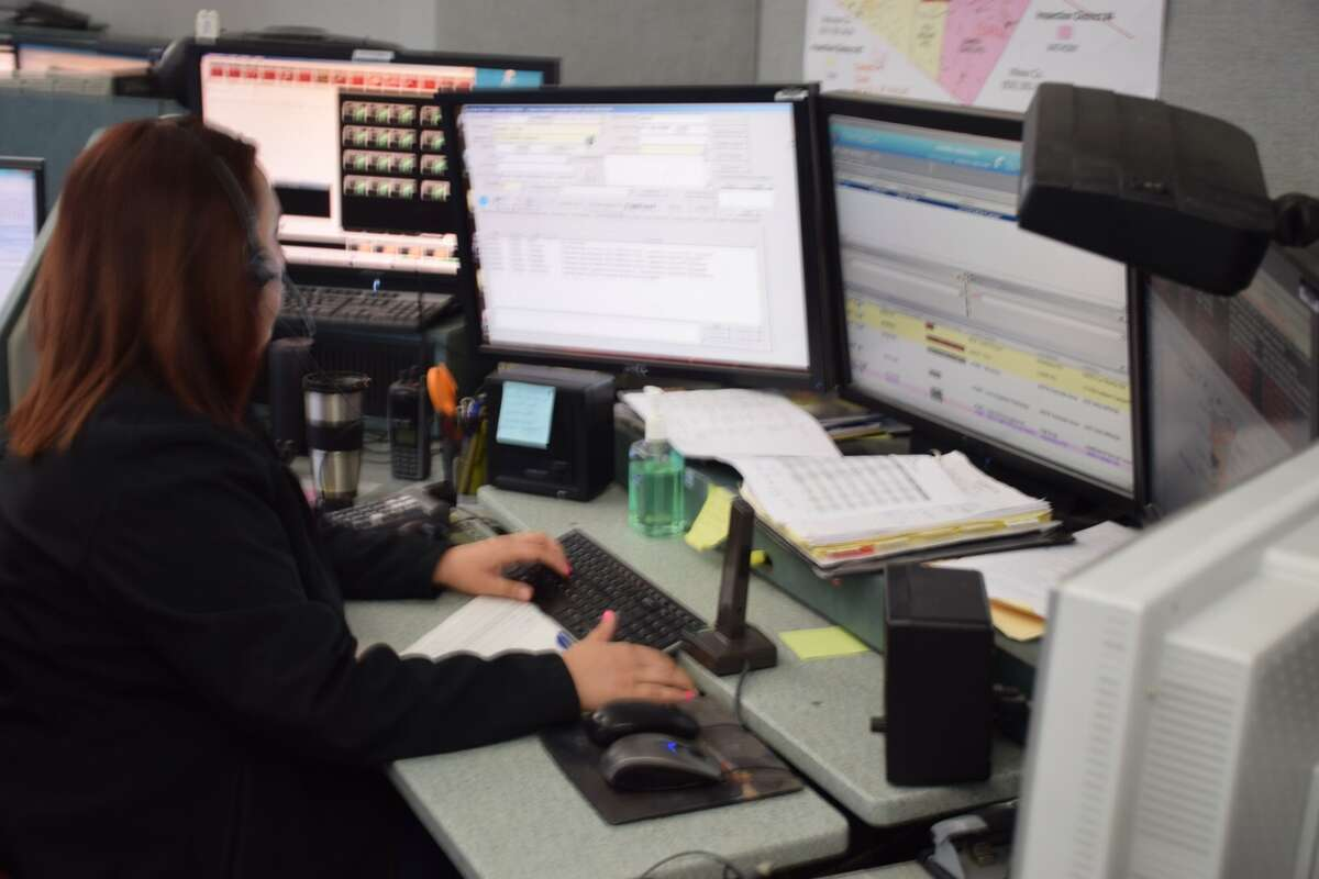 2. 42 civilian call takers in the 911 Call Center
