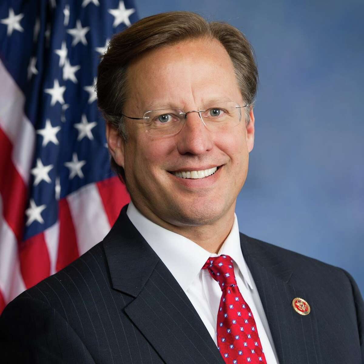 """U.S. Rep. David Brat (R-Virginia) told conservative talk radio host Rusty Humphries """"In our country it looks like we have an ISIS center in Texas now, that's been reported last week."""""""