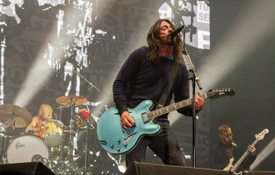 Foo Fighters will headline the Austin City Limits Music Festival. Photo: Barry Brecheisen /Associated Press / Invision