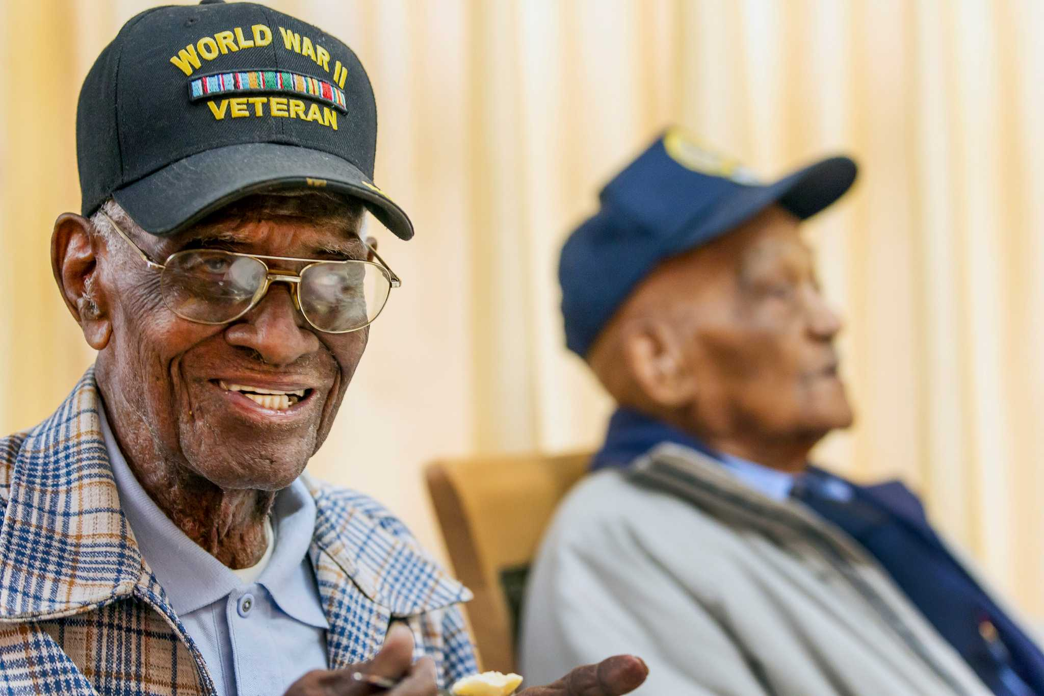 Family Of Richard Overton America S Oldest Living Wwii
