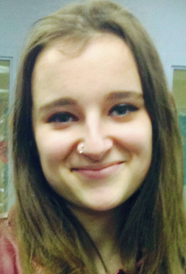 Lauren Osipow, Shepaug Valley School senior, May 2015 Photo: Contributed Photo / The News-Times Contributed