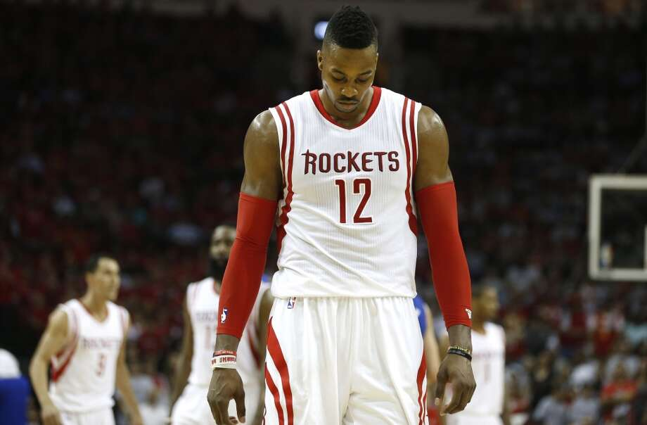 The Rockets' disappointing Game 1 loss to the Los Angeles Clippers at Toyota Center was an all too familiar feeling for Houstonians. While only one NBA team finishes its season truly satisfied, the Rockets have a dubious past of painful losses in the playoffs. Photo: James Nielsen, Houston Chronicle