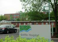 Griffin Hospital in Derby, Conn.  File photo