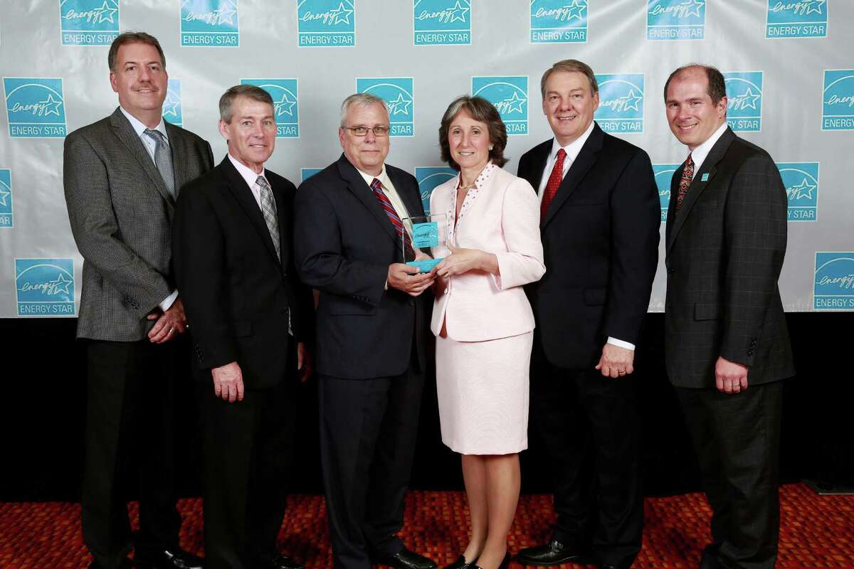 Members of the Memorial Hermann engineering services and energy management teams were in Washington D.C. to receive the 2015 Energy Star Partner of the Year-Sustained Excellence Award.