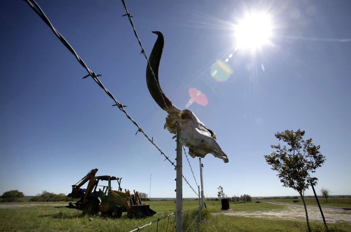 """County: AtascosaFuture earnings at 26: +$1,380What NYT says: """"Atascosa County is pretty good for income mobility for children in poor families. It is better than about 61 percent of counties."""""""