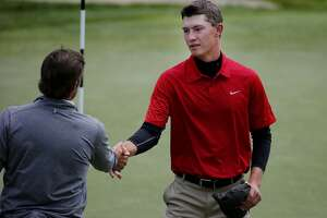 Stanford's McNealy, Badhwar come up short in 4-Ball - Photo