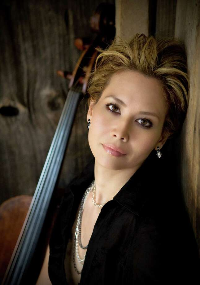 American cellist Allison Eldredge will join the Norwalk Symphony at Norwalk (Conn.) Concert Hall on Saturday, May 16, 2015, for its final concert in its 75th anniversary season. She will be featured on Tchaikovskyís ìVariations on a Rococo Theme.î Photo: Contributed Photo / Stamford Advocate Contributed photo