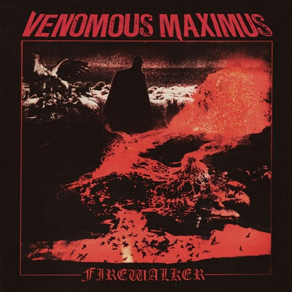 Cover of Venomous Maximus album Firewalker