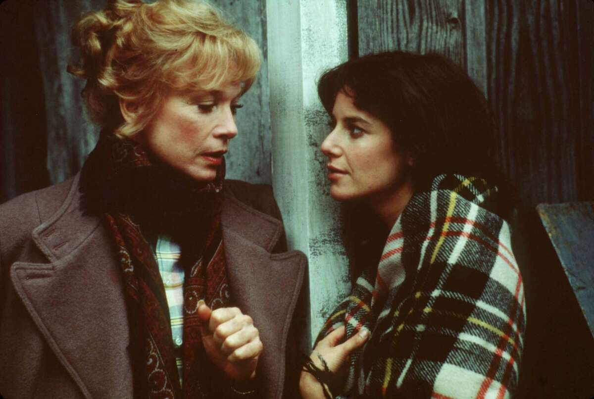 "Oscar-winning ""Terms of Endearment"" stars Shirley MacLaine, left, and Debra Winger."