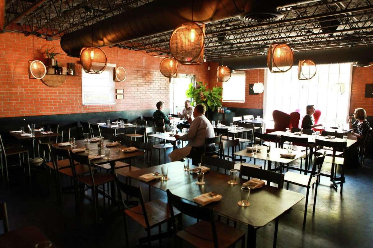 Sparrow Bar & Cookshop is serving lunch.